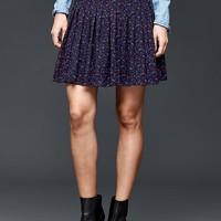 Gap Women Pleat Circle Skirt