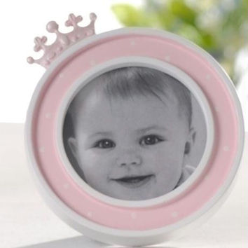 4 Baby Picture Frames - Baby Girl