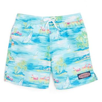 Vineyard Vines Beach Hut Chappy Swim Trunks (Toddler Boys & Little Boys) | Nordstrom