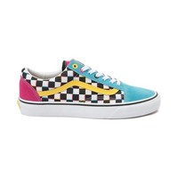 NEW Vans Old Skool Chex Skate Shoe Multi Checker Mens | Kixify Marketplace