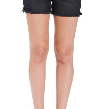 Dear John Gigi Highrise Shorts Orbit