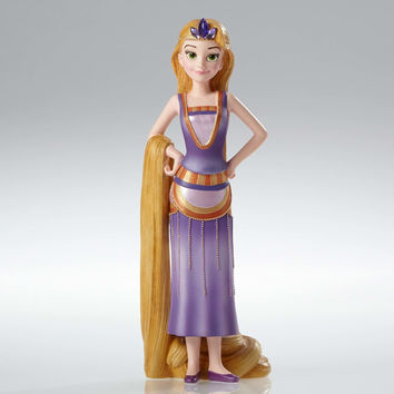 Disney Showcase Princess Rapunzel Art Deco Figurine 4053352 New With Box