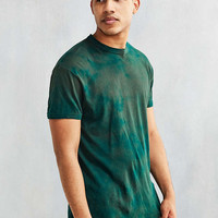 Feathers Morter Net Dye Tee - Urban Outfitters