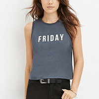 Friday Graphic Tank