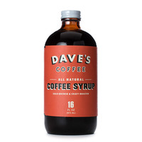 Dave's Coffee - All Natural Coffee Syrup