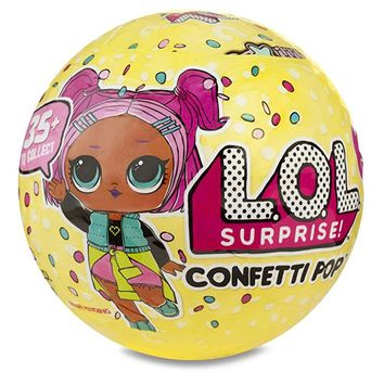 L.O.L. Surprise Pets Series Doll Random Dress Up Baby Dolls 3 in the Balls Toy