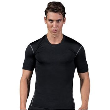 Sportswear Quick Dry breathable badminton shirt Men table tennis team game running training Sport T Shirts