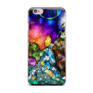 "Mandie Manzano ""Fairy Tale Alice in Wonderland"" iPhone Case"