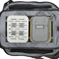 MOHL-AIR: Featherweight MOLLE Onto Hook-&-Loop Adapter