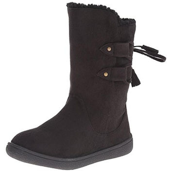 Western Chief Anna Microsuede Toddler Casual Boots