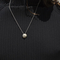 PETITE OPIS NECKLACE, SILVER