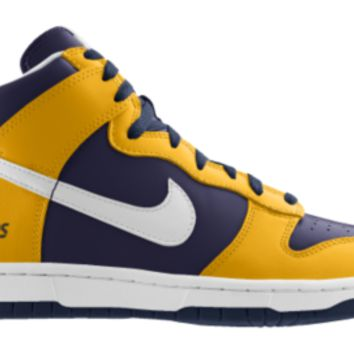 Nike Dunk High NFL San Diego Chargers iD from Nike | Things I