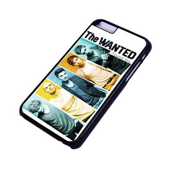 THE WANTED iPhone 4/4S 5/5S 5C 6 6S Plus Case Cover
