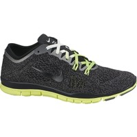 Nike Women's Free 5.0 TR FIT PRT 4 Training Shoe - Black/Volt | DICK'S Sporting Goods