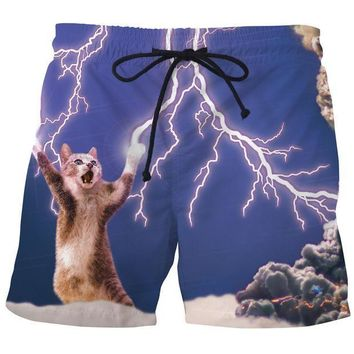 CREYNW6 Thundercat Swim Shorts