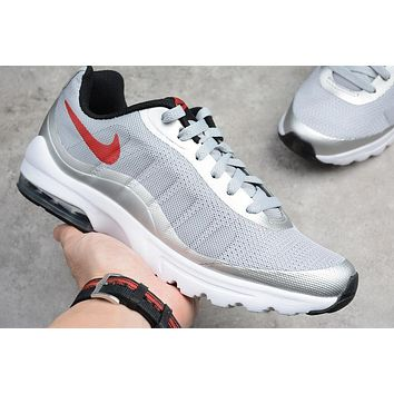 Nike Air Max Invigor Sliver Men Running Shoes749680 004