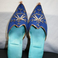 Vintage Middle Eastern Aladin shoes