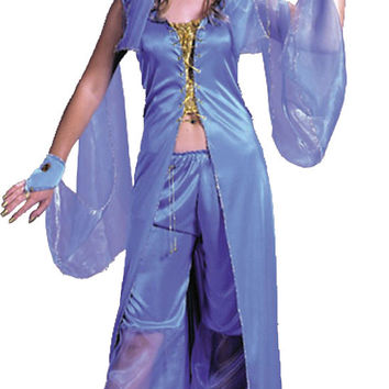 women's costume: dreamy genie