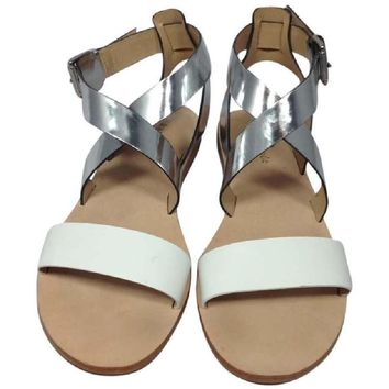 Kate Spade NY Women's Agnes Two Tone Strappy Sandal