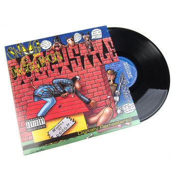 Snoop Doggy Dogg: Doggystyle Vinyl 2LP