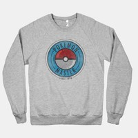 Pokemon Master (crewneck)