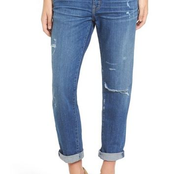 Current/Elliott The Fling Boyfriend Jeans | Nordstrom