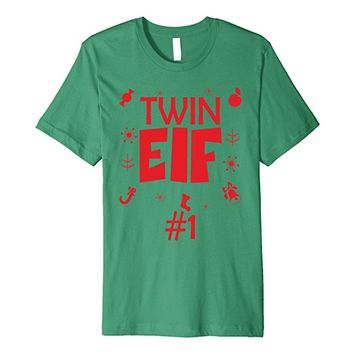 Twin Elf #1 Group of Elves Premium T-shirt