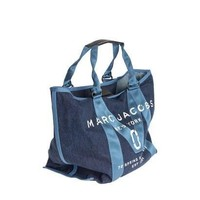 NY Street Store Denim Bag by Marc Jacobs