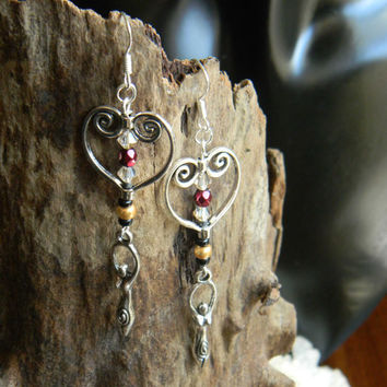 Enchanted Goddess Earrings