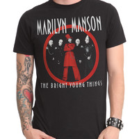 Marilyn Manson Bright Young Things Slim-Fit T-Shirt