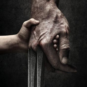 The Wolverine 3 Logan 2017 Art Poster Movie Film posters and print glossy silk fabric cloth print art Wall Decor