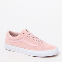 Vans Women's Suede Woven Old Skool Sneakers at PacSun.com