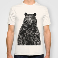 Bear T-shirt by Meredith Mackworth-Praed