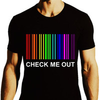 Check Me Out LGBT Pride Gay Shirt Gay Men Gay Guys Gay Pride