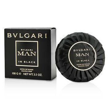 In Black Shaving Soap - 100g-3.5oz