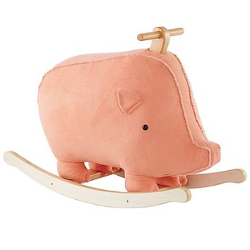 This Little Piggy Rocker in Ride On Toys | The Land of Nod