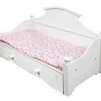 "Teamson Kids - My Sweet Girl 18"" Doll Trundle Bed-KYW-11512A"