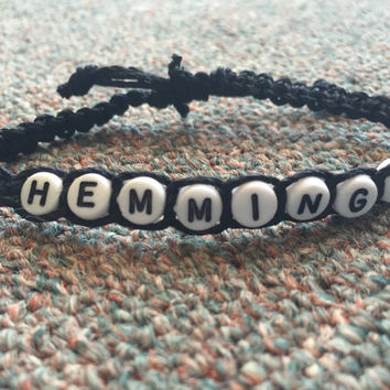 Luke Hemmings Bracelet