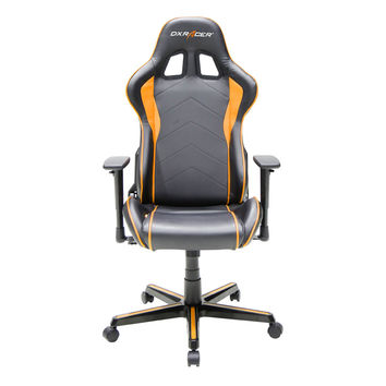 DXRACER FH08NO computer chair xrocker office chair sports chair-Black and Orange
