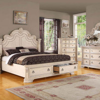 Symphony 7 Pc. King Storage Bedroom - Room Collections - Bedroom - mobile