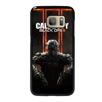 CALL OF DUTY BLACK OPS 3 Samsung Galaxy S7 Case Cover
