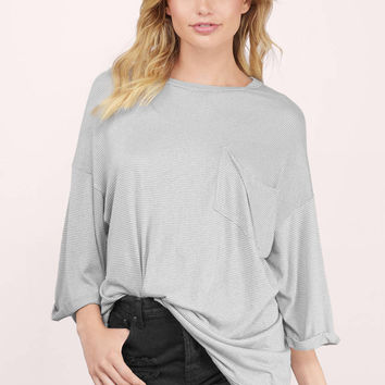Ventura Oversized Pocket Tee