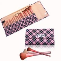 FASH Professional Brush set - 18 pc, For Eye Shadow, Blush, Eyeliner,eyebrow.....