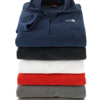 The North Face Fleece, TKA Glacier Quarter Zip Polartec Fleece