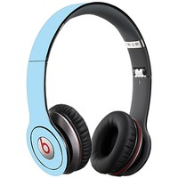 Baby Blue Skin for the Beats Solo HD by skinzy.com