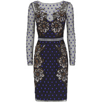 Temperley London Josette Embellished Dress