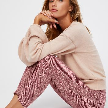 Free People High Rise Primal Legging