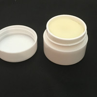 Lip Therapy Peppermint Chapstick with Shea Butter & Jojoba Oil