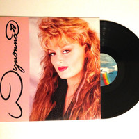 OCTOBER SALE Super Rare Vinyl Record Wynonna Judd Wynonna 1992 LP Album My Strongest Weakness Country