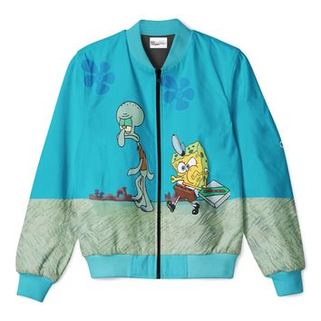 Krusty Krab Pizza Jacket
